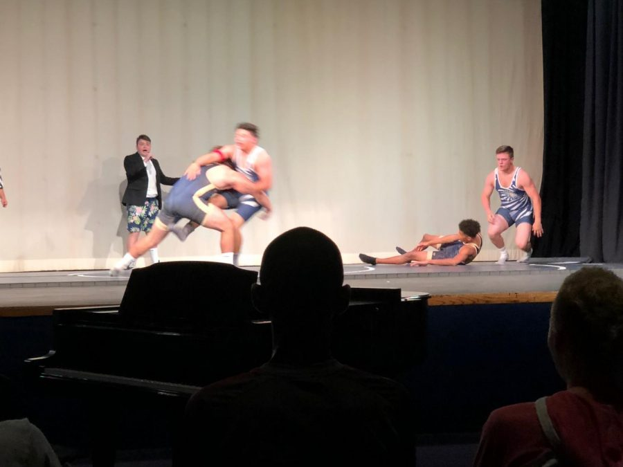 Lennox Anderson's talent featuring Braden Stone, Kyle Peter, Devyn Greenfield, and Nate Job.