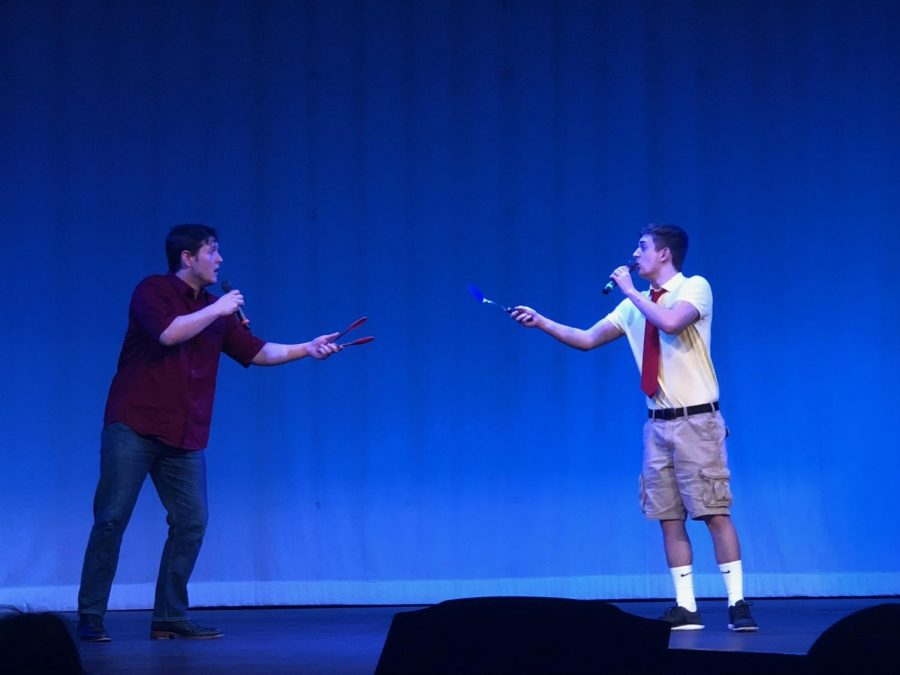 Tanner Heatherly's talent featuring Cameron Daves.