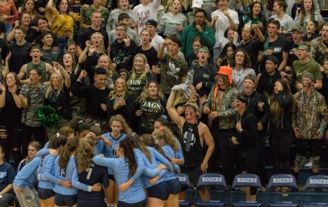 Volleyball dominates at Queen of the Hill