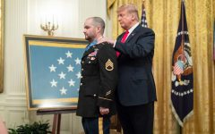 Rogers graduate receives the Medal of Honor