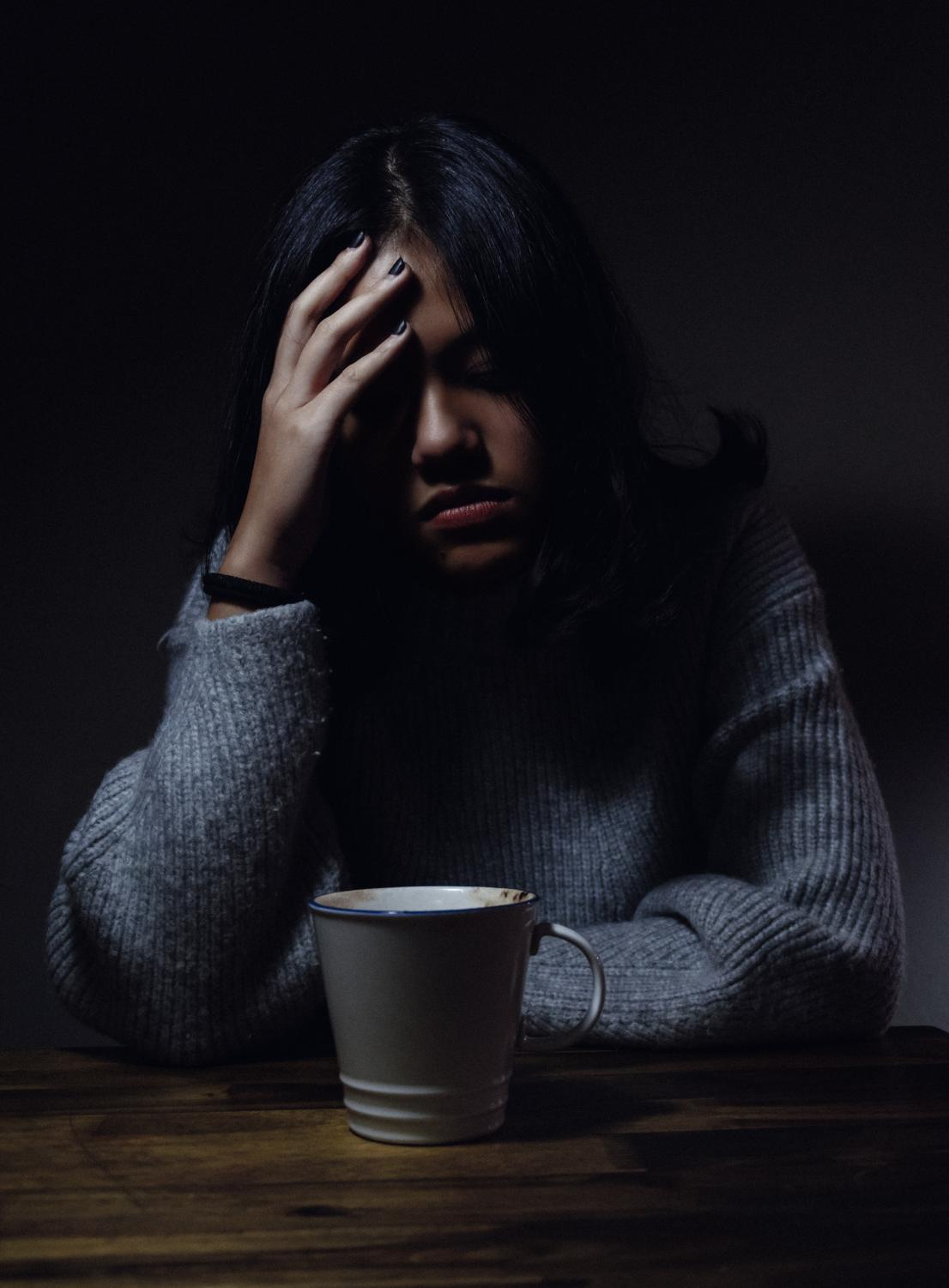 Mental health issues plague a majority of the student body.