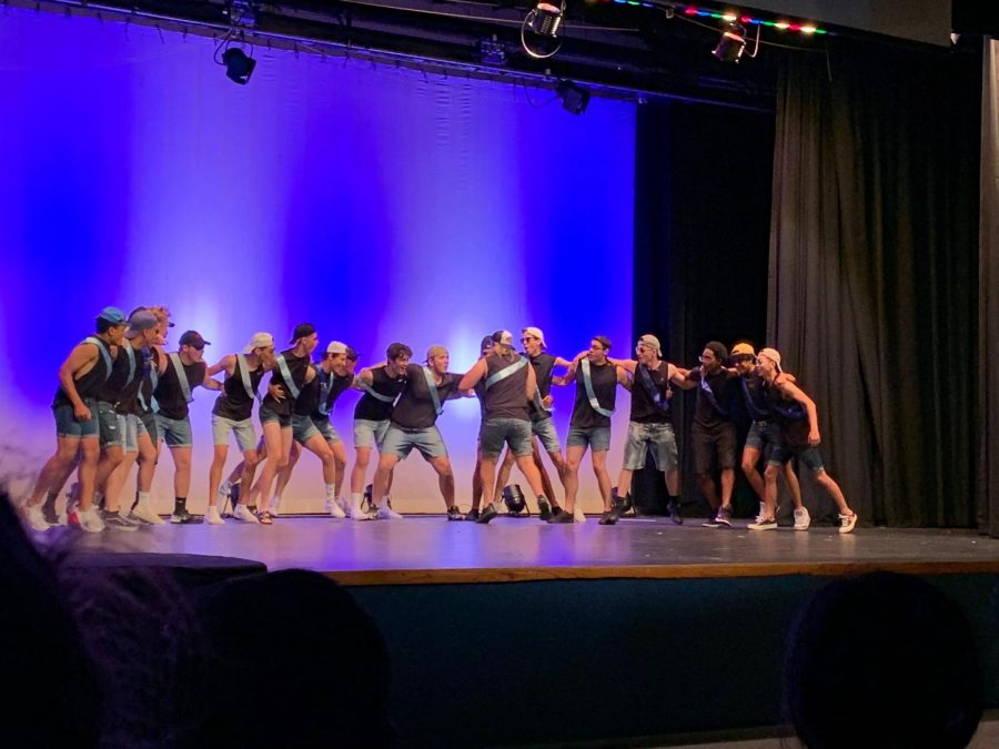 The+misters+kick+off+the+performances+with+a+group+dance+to+boy+band+music%2C+all+choreographed+by+Megan+Gratzer