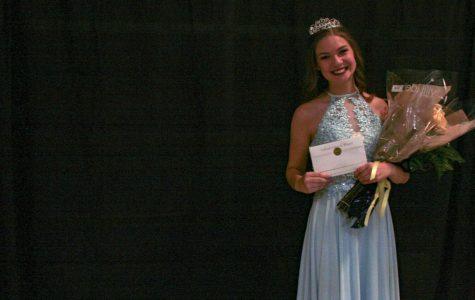 Megan Gratzer is crowned Daffodil Princess 2020
